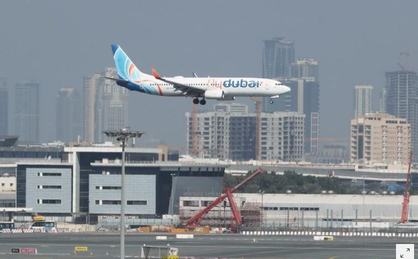 فلاي دبي: طائرات بوينج 737 ماكس جزء أساسي من استراتيجيتنا للمستقبل