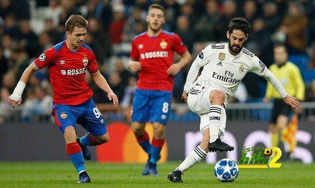 ريال مدريد يتلقى على ملعبه أكبر هزيمة في تاريخه