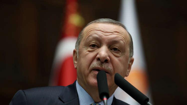 أردوغان: الاتحاد الأوروبي لا يقبلنا لأننا مسلمون