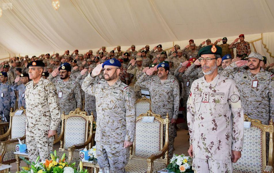 السعودية تختتم ثاني مناورة عسكرية منذ الأزمة الخليجية