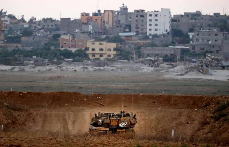 استنفار عسكري إسرائيلي في محيط غزة تخوفاً من عملية نوعية لحماس
