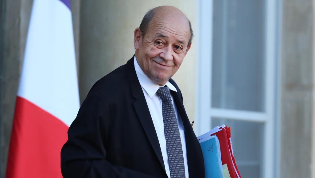 فرنسا تدعو ترامب لعدم التدخل في شؤونها