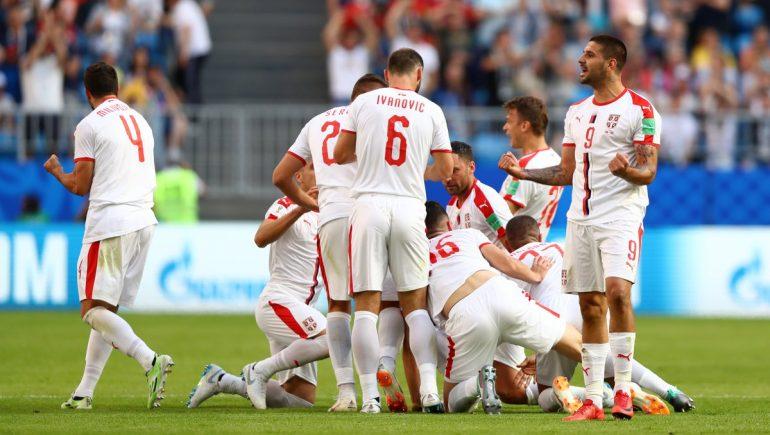 صربيا تفوز على كوستاريكا بهدف نظيف في مونديال روسيا