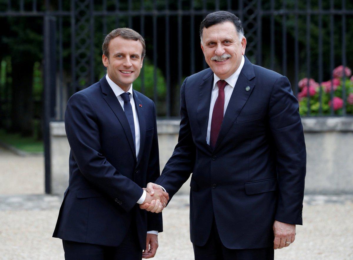 بعد فشل حفتر.. فرنسا تسعى لوقف إطلاق النار في ليبيا
