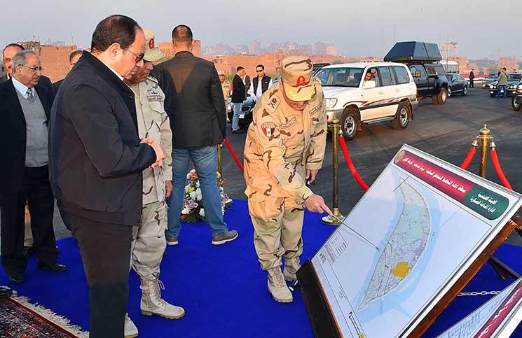 نظام السيسي يستخدم رجال الدين لحثّ المصريين على المشاركة في انتخابات الرئاسة