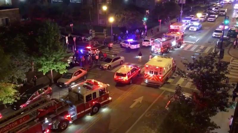 رويترز: إصابة عدة أشخاص بأعيرة نارية في واشنطن