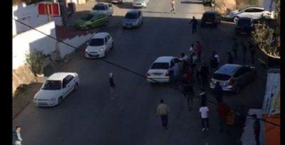 إصابة 4 فلسطينيين برصاص الجيش الإسرائيلي قرب رام الله