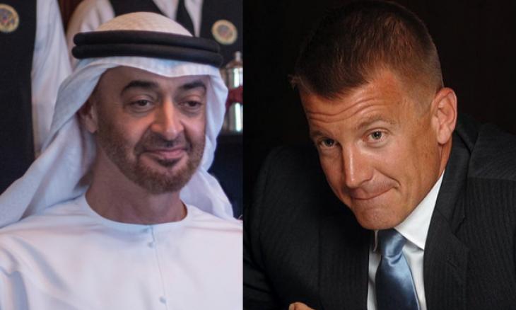 """موقع أمريكي يكشف كواليس """"الصلات الخاصة"""" بين """"متعهد المرتزقة"""" إريك برنس ومحمد بن زايد"""