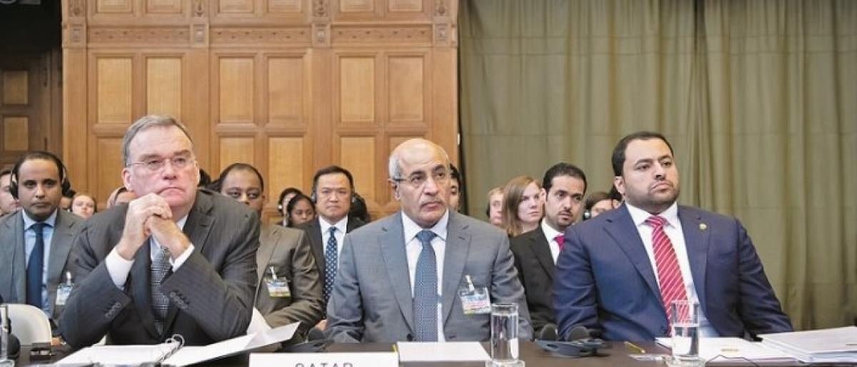 خبراء يتحدثون عن عواقب إدانة محكمة العدل الدولية أبوظبي في الشكوى القطرية