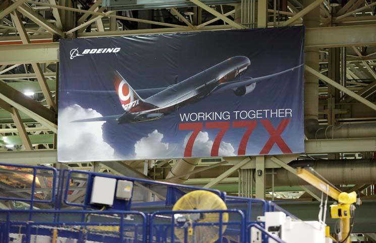 الاتحاد للطيران بصدد إلغاء أو تأجيل طلبيات لشراء طائرات 777 إكس