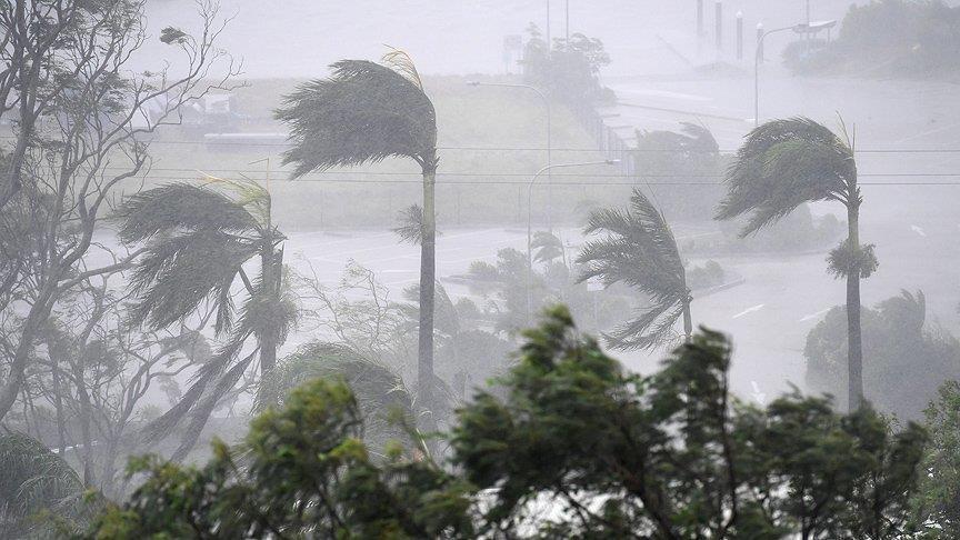 إعصار مكونو يقترب من السواحل الخليجية وسلطنة عمان تحذر