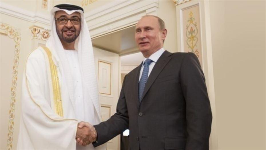 الكرملين: بوتين ومحمد بن زايد قد يناقشا أسواق الطاقة