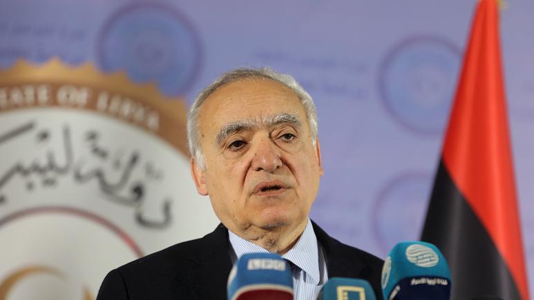 مبعوث الأمم المتحدة إلى ليبيا يلتقي بـعبدالله بن زايد