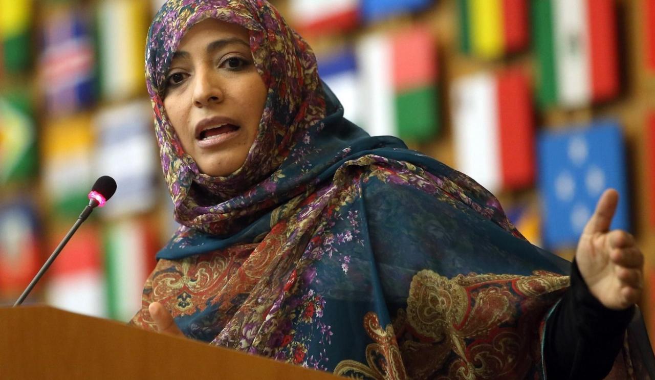 توكل كرمان تدخل في سجال مع سفير الإمارات في الأردن