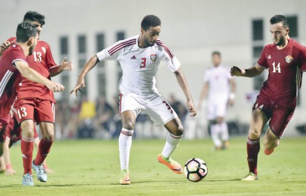 أبيض الشباب إلى جانب قطر في المجموعة الأولى لنهائيات كأس آسيا 2019