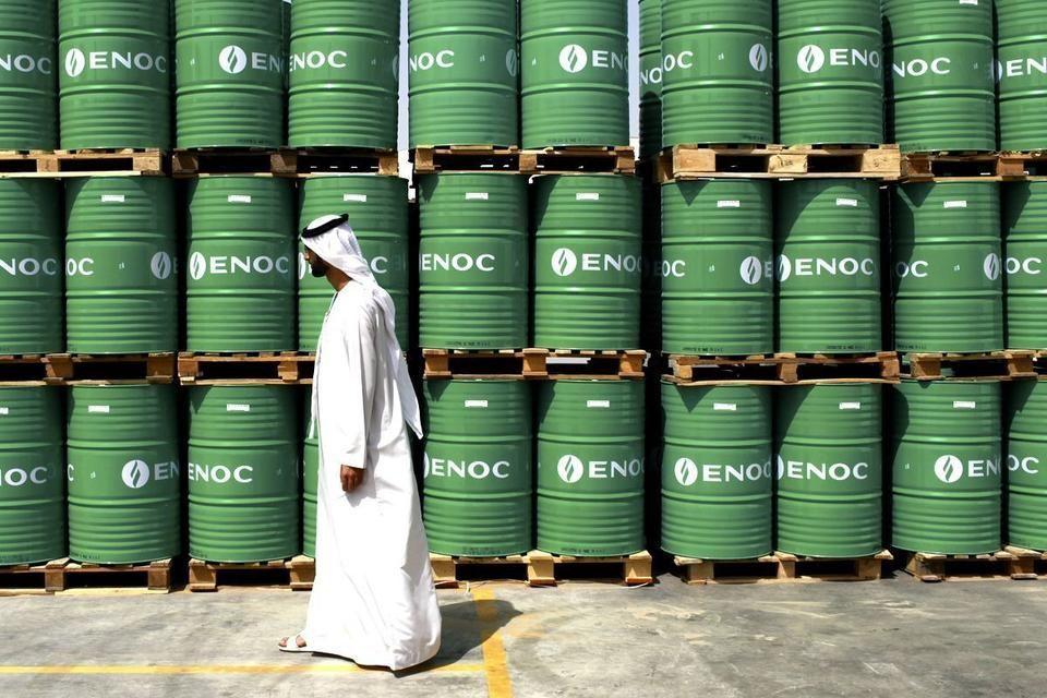 متوسط سعر خام دبي ينزل في مايو لأدنى مستوى في شهرين