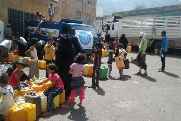 يونيسيف تحذر من الانهيار التام للخدمات الأساسية في اليمن
