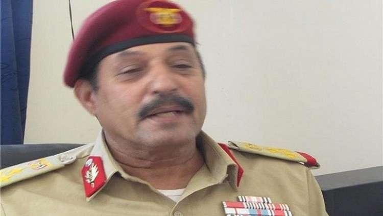 وفاة رئيس الاستخبارات العسكرية اليمنية متأثرا بجراحه جراء هجوم العند