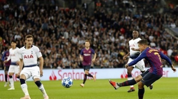 تغريم برشلونة 20 ألف يورو لفشل تنظيم مباراة توتنهام