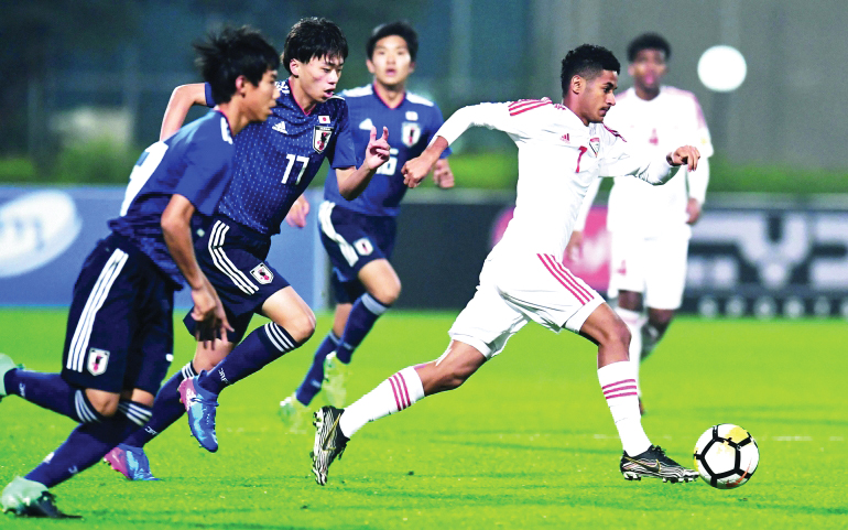 المنتخب الوطني للناشئين يتوج ثالث «الدولية» واليابان بطلاً