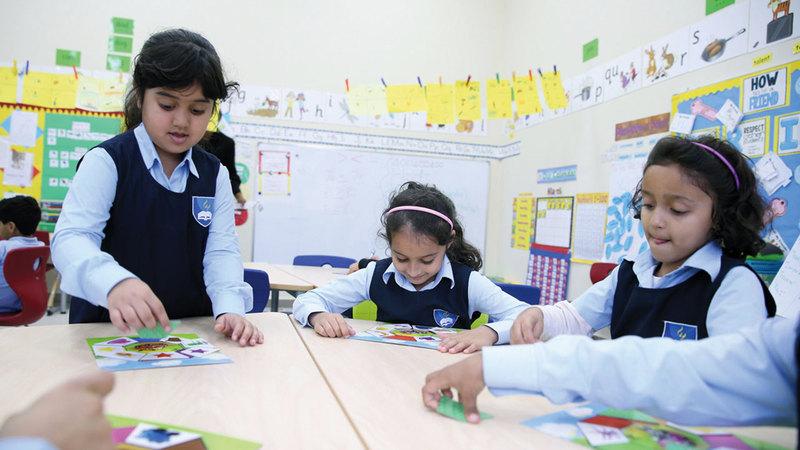 175 يوماً الحد الأدنى للتقويم المدرسي في أبوظبي
