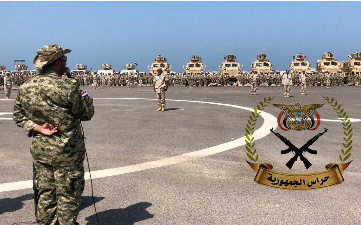 الإعلان عن عملية عسكرية بقيادة نجل شقيق صالح غربي اليمن