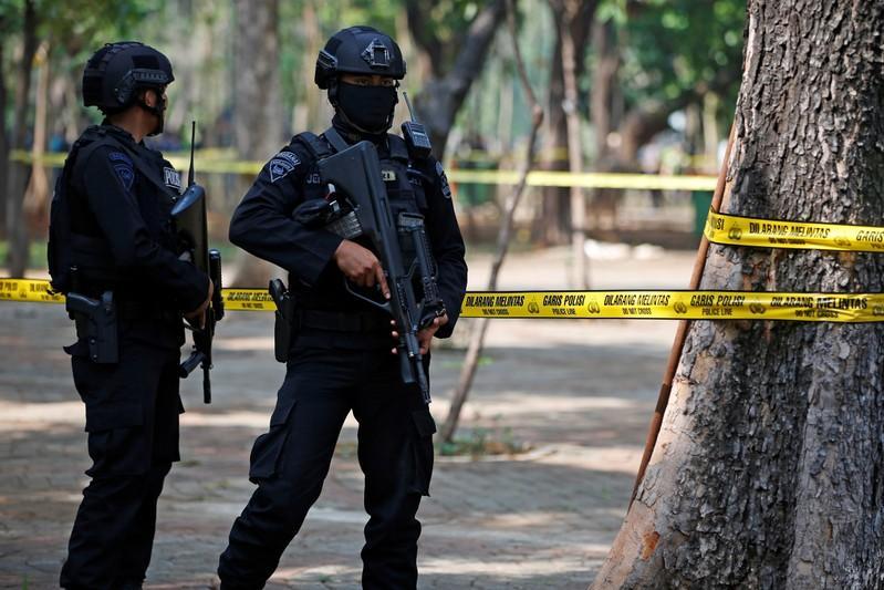 إندونيسيا.. إصابة جنديين إثر تفجير قرب قصر الرئاسة
