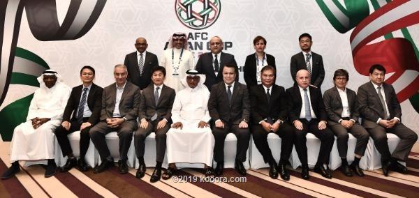 اللجنة المنظمة لكأس آسيا تعلن جاهزيتها لنسخة الإمارات