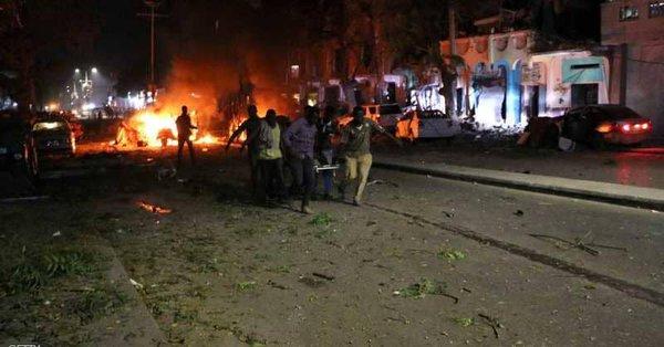 الصومال.. حصيلة ضحايا هجوم واشتباكات مقديشو ترتفع لـ18 قتيلا و40 جريحا