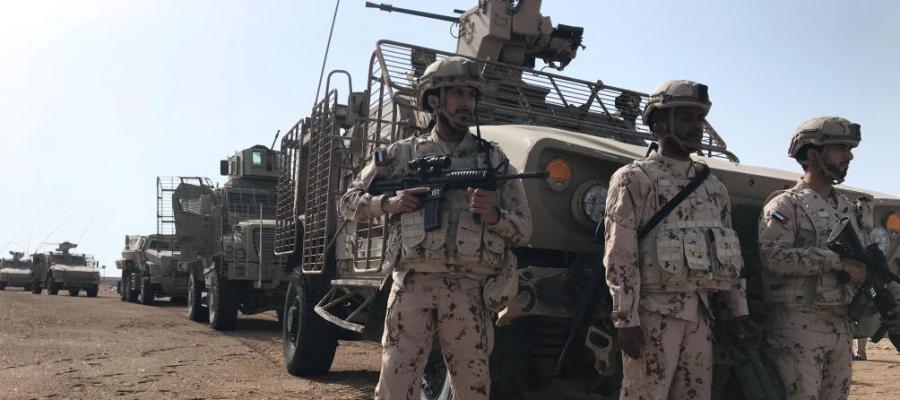 ذا أتلانتك: الوجود الإماراتي بجنوب اليمن قد يشعل الصراع