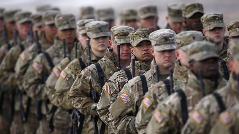 ارتفاع الإنفاق العسكري لأمريكا للمرة الأولى منذ 7 سنوات