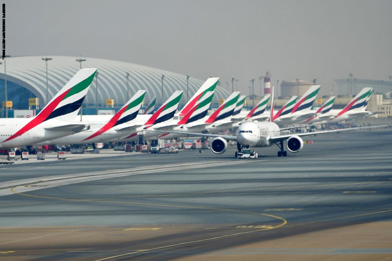 تريليون درهم حجم الاستثمار في قطاع الطيران بالدولة