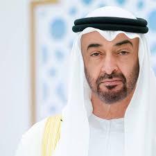 محمد بن زايد يستقبل وزيرة القوات المسلحة الفرنسية