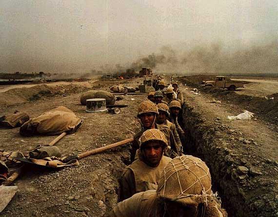 مسؤول إيراني يطالب العراق بتعويضات عن حرب الخليج الأولى
