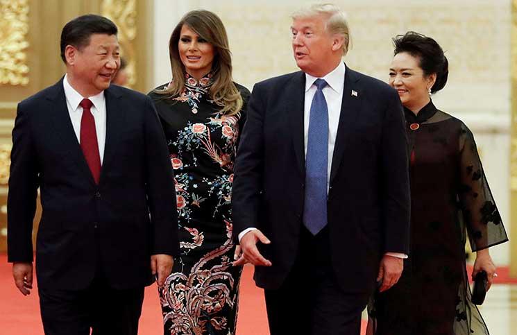 """الصين تحث أمريكا على الابتعاد عن """"حافة الهاوية"""" مع لجوء ترامب لأسلحة تجارية"""