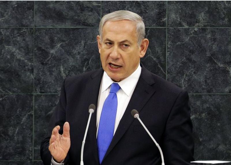 نتنياهو: تهديداتي لغزة جدّية وعباس يسعى لانفجارها