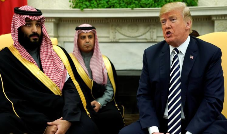 كاتب أمريكي يزعم: ابن سلمان عميل لأمريكا في المنطقة بمساعدة أبوظبي