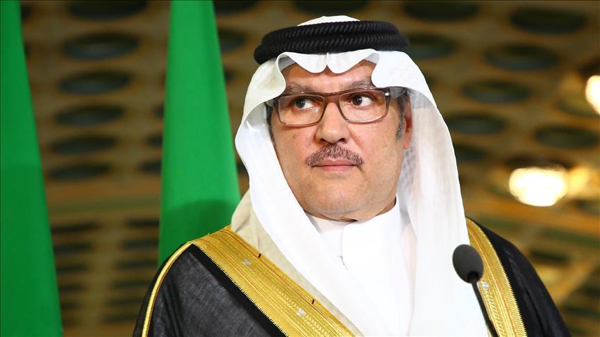 ثالث مسؤول سعودي بارز يزور المقر البابوي بمصر