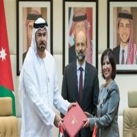 الإمارات والأردن تتفقان على حزمة من المشاريع لتحديث الأداء الحكومي