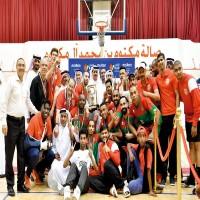 شباب الأهلي- دبي يتوج للموسم الثاني بطلاً لكرة السلة