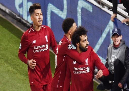 محمد صلاح يقود ليفربول لثمن النهائي الأوروبي