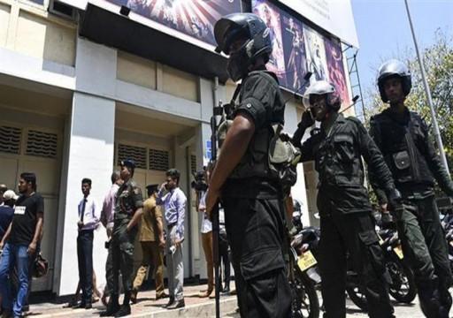 سريلانكا تحظر جماعتين يُشتبه بأنهما وراء التفجيرات