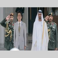 محمد بن زايد: نسعى إلى تعزيز الأمن والاستقرار في المنطقة