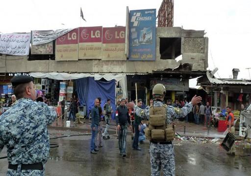 العراق.. ثلاثة قتلى بتفجير سيارة مفخخة في تكريت