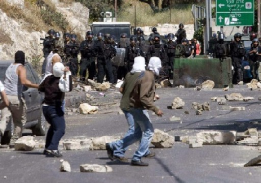 إصابة 41 فلسطينياً برصاص الاحتلال الإسرائيلي في الضفة الغربية