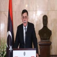 حكومة الوفاق الليبية تدعو إلى توحيد المؤسسة العسكرية لتأمين حدود البلاد