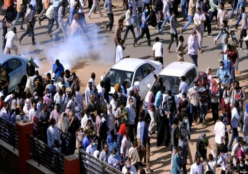 السعودية تكشف عن موقفها الرسمي من احتجاجات السودان