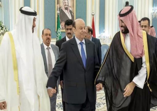 إعلام أبوظبي يهاجم السعودية من بوابة اتفاق الرياض ويصفها بـالمرتبكة