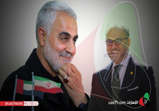 أبوظبي تجري مفاوضات سرية مع طهران.. وسليماني اضطلع بدور!