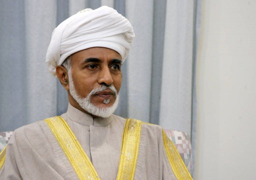 سلطان عمان: حريصون على تعزيز حل القضايا بين الدول سلميا